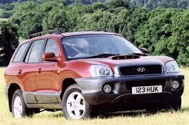hyundai santa fe 2004 review hyundai santa fe 2001 2006 used car review car review rac
