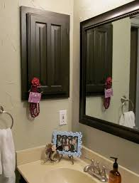my heart with pleasure fills bathroom finished one day before