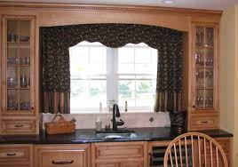 modern kitchen window treatments curtains modern kitchen window curtains decorating stunning