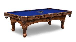 pool tables st louis st louis blues pool table nhl logo billiard table