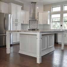 kitchen base cabinets legs mission kitchen island leg recessed panel