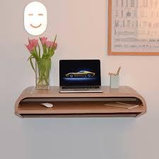 bureau mural rabattable ikea petit bureau gain de place 25 modèles pour votre ordinateur