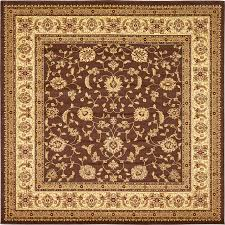 Traditional Persian Rug by Traditional Persian Design Area Rug Large All Over Floral Oriental