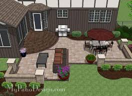 My Patio Design 17 Best Ideas About Paver Patio Designs On Pinterest Backyard My
