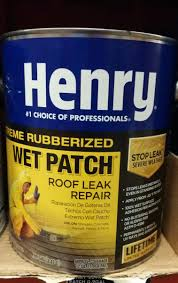 Henry Rubberized Wet Patch by Mike Wahba Mwahba Henryco Twitter