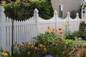 Types Of Fencing For Gardens - different types of garden fencing wearefound home design