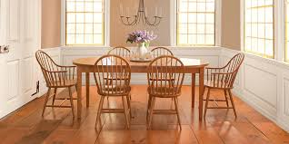 shaker dining room chairs shaker dining room furniture large shaker table and hton
