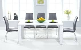 Dining Room Sets Uk White Dining Table And Chairs Glass Top Leather Dining Table And