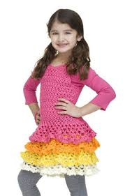 15 beautiful free crochet patterns for girls u0027 dresses u2013 crochet