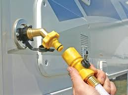 Connecting Garden Hose To Kitchen Faucet Quick Connect Hose Fittings Make Changing Your Hose Sprayer A Snap