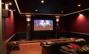 recessed and sconces home theater lighting home theater lighting
