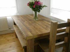 Chunky Rustic Dining Table Professor Green Dining Table From Http Www Eatsleeplive Co Uk