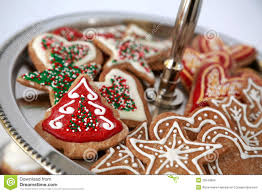 Decorating Icing For Cookies Christmas Cookies Stock Photo Image 35540990