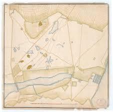 Copenhagen Map File Blegdammene Copenhagen Map 1695 Jpg Wikimedia Commons