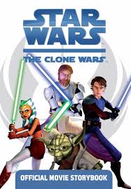 star wars clone wars official movie storybook wookieepedia
