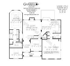 broadberry c house plan house plans by garrell associates inc