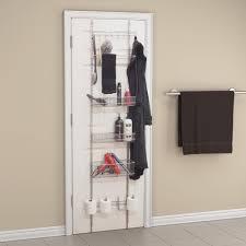 Over The Door Bathroom Storage by Over The Door Bathroom Organizer Panacea Products 410211