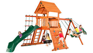 outdoor playsets austin backyard playsets tx kids playsets