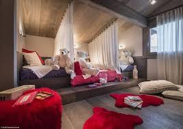 chambre enfant luxe architecture chambre enfant dortoir chalet location alpes