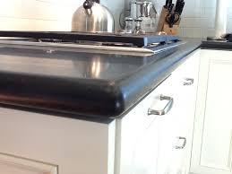Black Granite Kitchen Countertops by Honed Granite Countertops For Your Kitchen Remodel