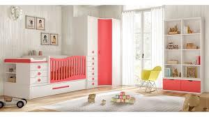 chambre evolutif berceau bébé bc30 évolutif avec lit gigogne glicerio so nuit