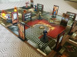 mansions of madness second edition doors and barricades games