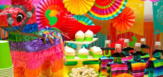 mexican decorations ideas bring the by the colourful