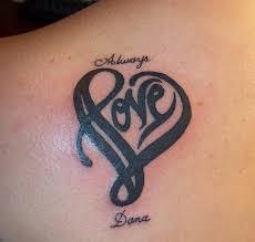20 best love tattoos ideas