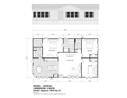 manufactured floor plans uncategorized cavalier mobile home floor plan particular within