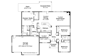 Spanish Colonial Floor Plans Traditional Neighborhood Design House Plans Designing The