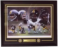 Steel Curtain Football Online Sports Memorabilia Auction Pristine Auction