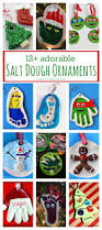 12 adorable salt dough ornaments the resourceful mama