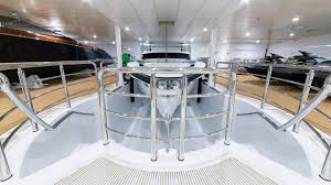 top innovative super yacht tender garage designs boat top innovative super yacht tender garage designs boat international