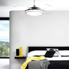 96 ceiling fan with retractable blades home design 85