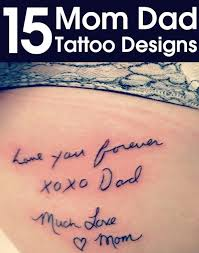 best 25 mom dad tattoos ideas on pinterest mom tattoo quotes