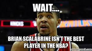 Brian Scalabrine Memes - scalabrine