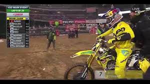 ama motocross champions ama supercross 2016 rd 4 oakland 450 main event hd 720p youtube