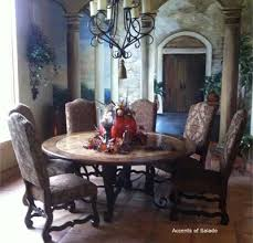 Tuscan Dining Room Old California Spanish Revival Style Some Great Ideas Here For