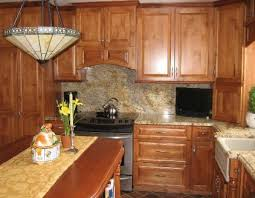 Amish Kitchen Cabinets Alder Select With An Early American Stain Amish Cabinets Of Denver