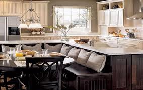 Kitchen Island With Table Seating Kitchen Kitchen Island And Table Satisfactory Kitchen Island