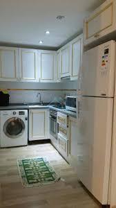 furnished apartment for rent in residence konyaalti antalya
