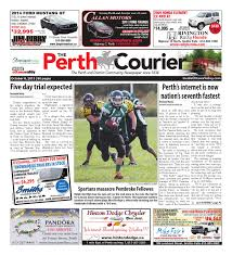 perth100815 by metroland east the perth courier issuu