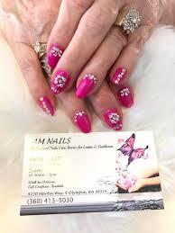 am nails home facebook