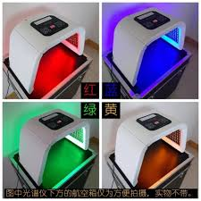 deep penetrating light therapy device led beauty equipment red light therapy rosacea dpl deep penetrating