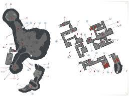 Dark Souls Map Smouldering Lake Dark Souls 3