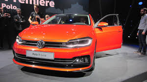2018 volkswagen polo launch motor1 com photos