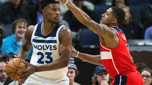 wizards rally to nip timberwolves by 3 west central tribune