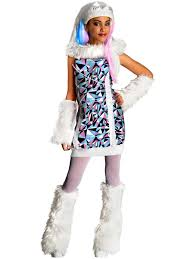 Baby Monster Halloween Costumes by Abbey Bominable Costume Monster High Girls Costumes