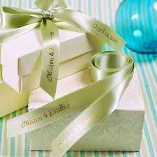 personalized ribbon personalized favor ribbon