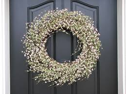 summer wreath rouvalis flowers boston flower shop beautiful fresh flower